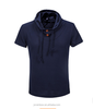 Men's Simple T Shirt Casual With Hat Design Slim Fit High Quality