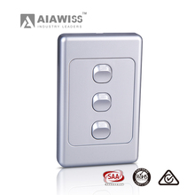 SAA approval Australia New Zealand standards electrical power point wall switch
