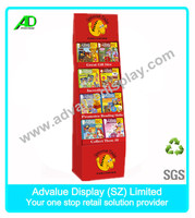 POS Free Standing Display Units for Health Care Medicine