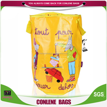 New Products 2016 Waterproof Beach Bag With Zipper