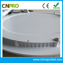 best price china led panel round 90*20 led panel light warm white/white with logo service