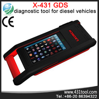CE original and durable LAUNCH X-431 GDS all in one car mercedes-benz-scanner diagnostic computer machine for all cars
