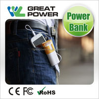 Fashionable new arrival power bank wallet