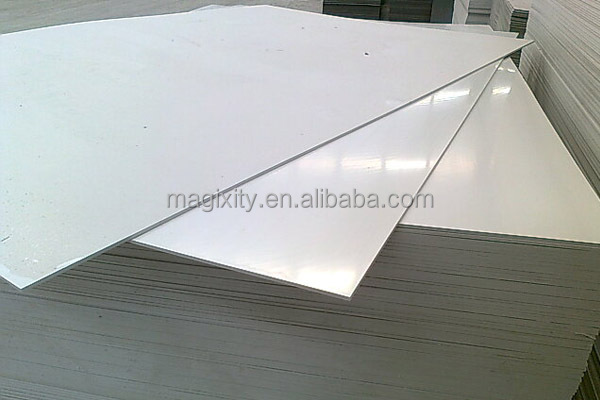 Wholesale waterproof PVC free foam board pvc foam sheet