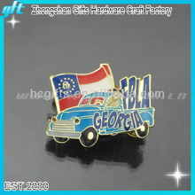 High quality metal car insignias, enamel car insignia,car insignia pins