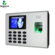 Employee Management Biometrics Fingerprint Time Attendance Machine With ZK Time Attendance System Software
