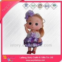 Silicone Soft Vinyl Doll Head