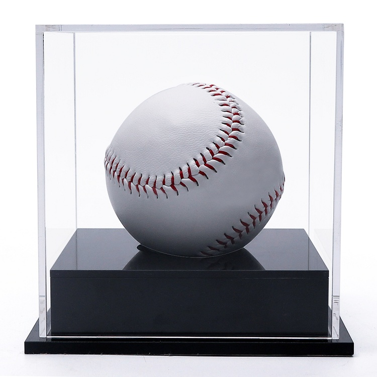 Acrylic Baseball Holder Display Case for Kids Collectors Wholesale