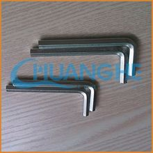 China manufacturer hardware stainless steel bent open end wrench