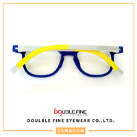 Wholesale Vibrant Colors Kids Frames Glasses