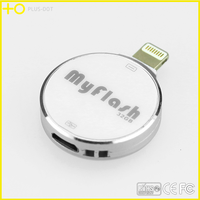 latest technology in gadgets 32 OTG GB usb flash drive for iPhone i-Flashdrive