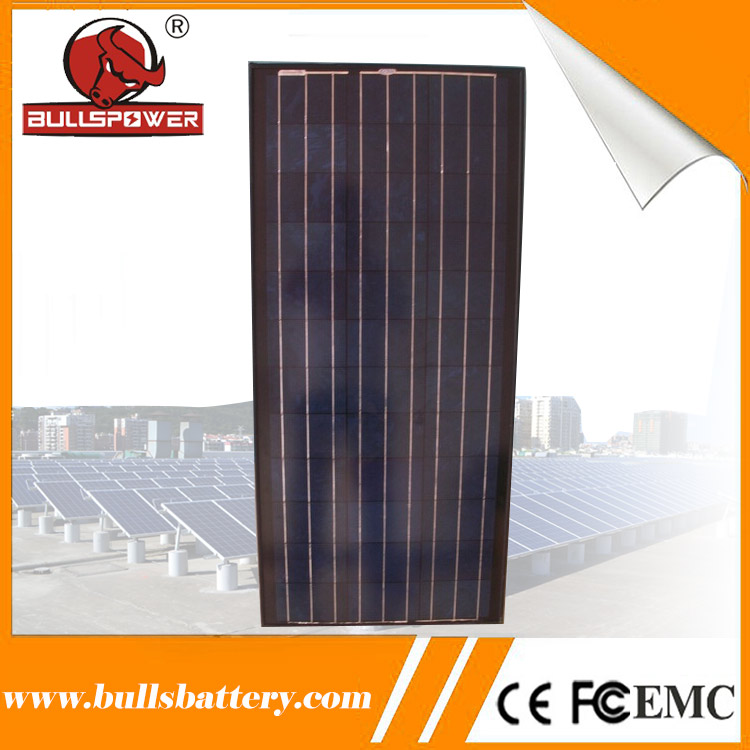 Top quality Poly 40 watt Solar Panel with Mini-household lighting system