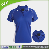 wholesale hign quality custom colourful polo shirt designs