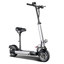 china cheap price mini 48V 500W electric scooter for adults with Seat