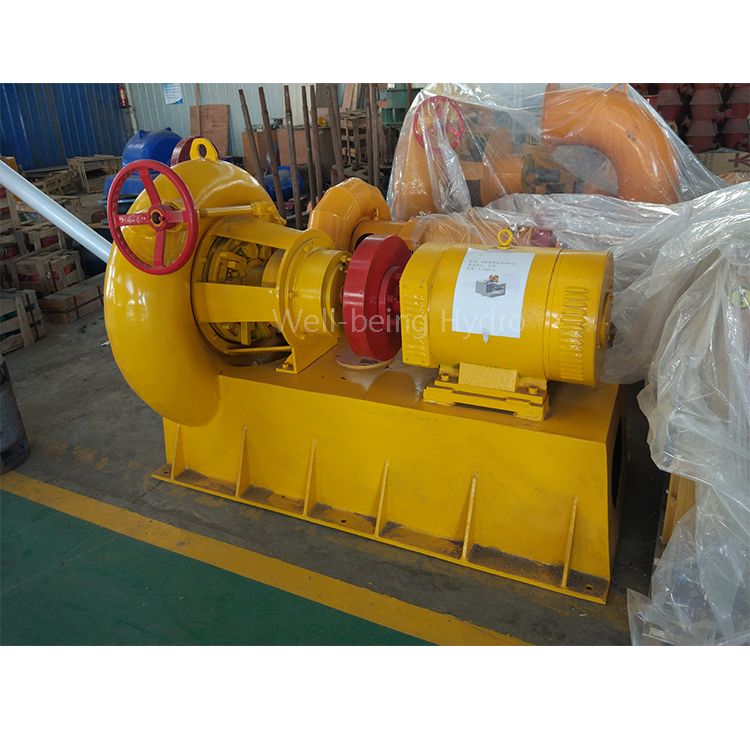 Alibaba China supplier mini hydro electric generator water power