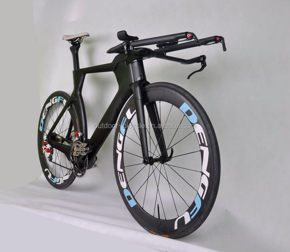 2016 new 100% full carbon TT frameset professional time trial triathlon bike TT01 model new coming hot selling