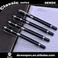 high end ball FOUNTAIN PEN with laser engraved fitting