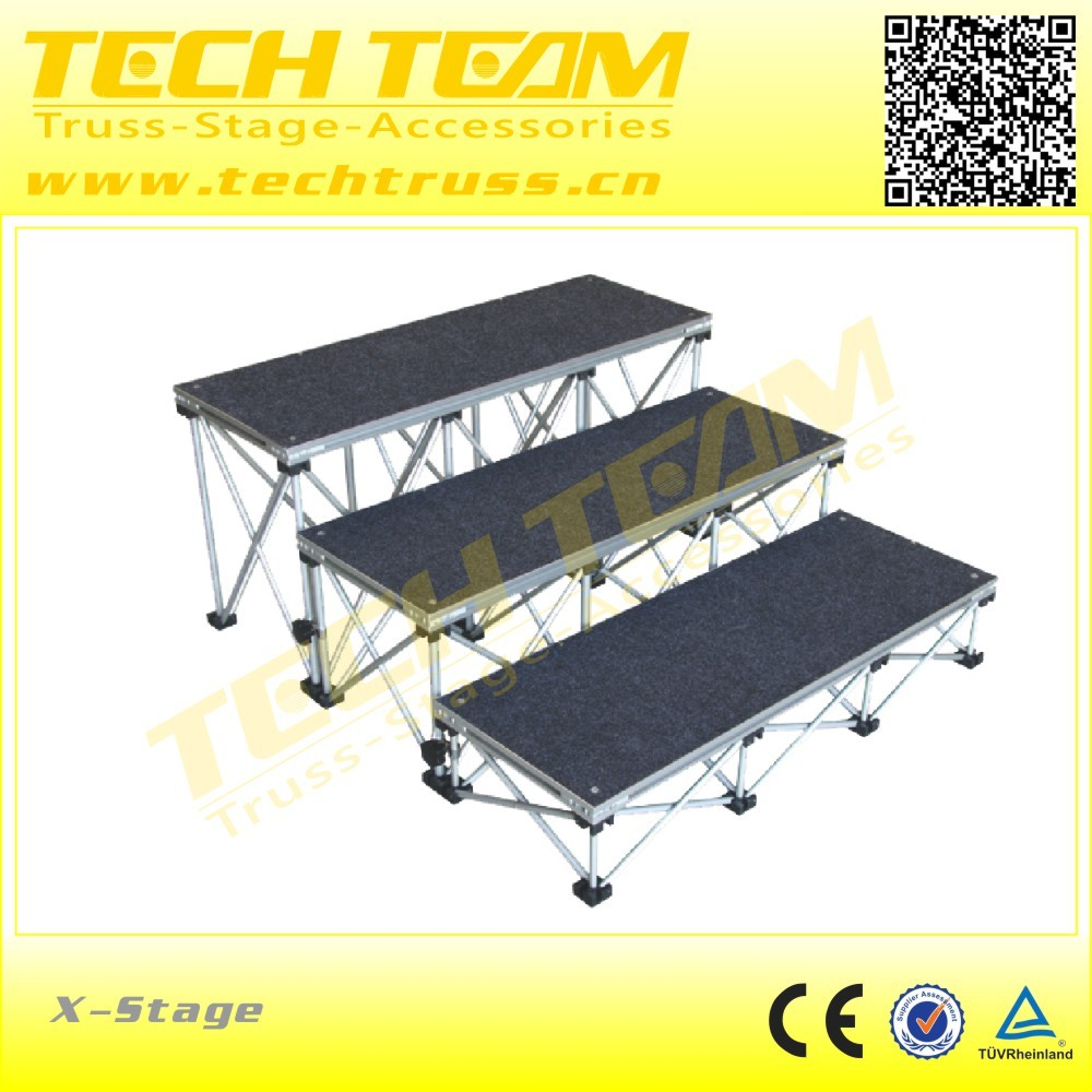 popular indoor & outdoor stage for event/concert equipment