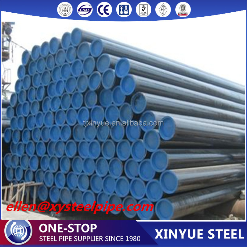 Top quality!!3inch API 5L Gr. B ERW manufacturer Welded pipe Carbon steel tube