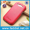 Flip Leather Back Cover for Samsung s3 Ultra Thin Case