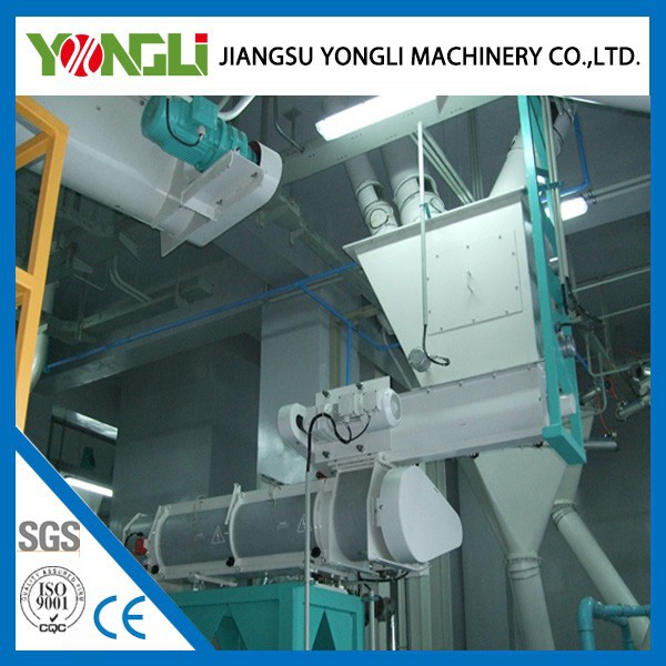 ISO approved Stable performance animal feed cutting machine