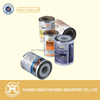 FDA certificated aluminum film in rolls for food wrap