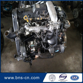 Good Condition Used 1KZ Diesel Engine For Japan SUV/Pick-up With Mechanical Pump
