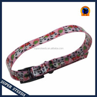 waterproof PVC/TPU dog collar for no bark collar