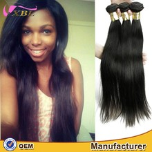 Hot selling 100% human Unprocessed straight peerless virgin hair company