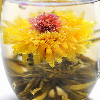 Chinese Artistic blooming tea (EU Standard ) blooming flower tea