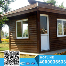 New Style Economic China Prefabricated sentry box house