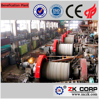 Large Capacity Lead And Zinc Processing Equipment