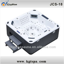 7-8 person Pop-up Speaker Hot tub JCS-18 with CE/ETL certification