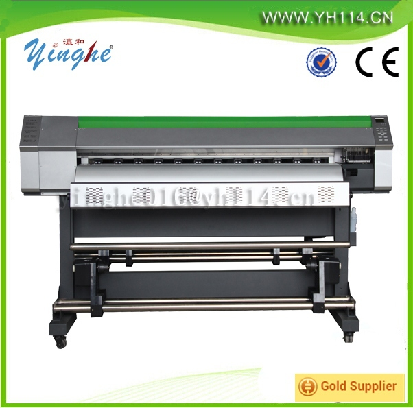 new model hig resolution wit color dx7 eco solvent printer hot sales!!!