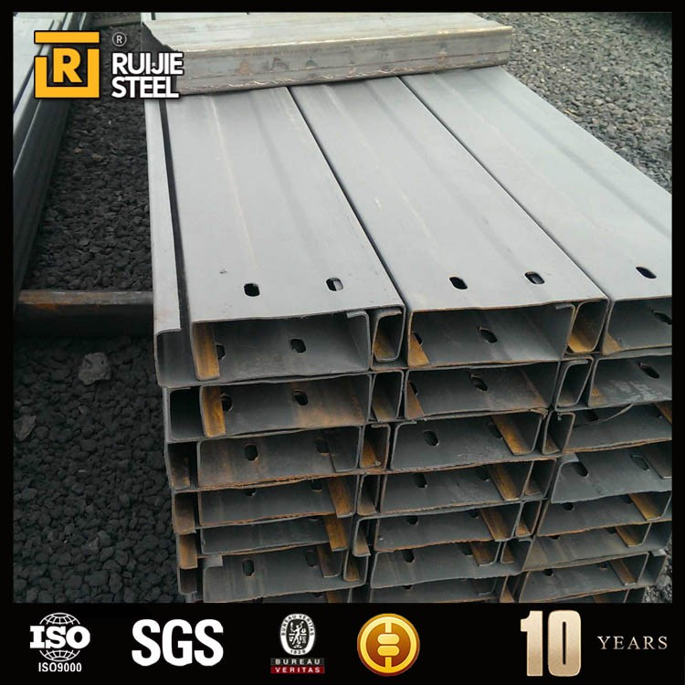 Galvanized Sheet And Roof Purlin C Steel Beam C Section Steel C Shaped Steel