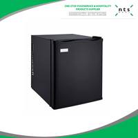 2016 hot sale no voice 28L mini bar fridge for hotel