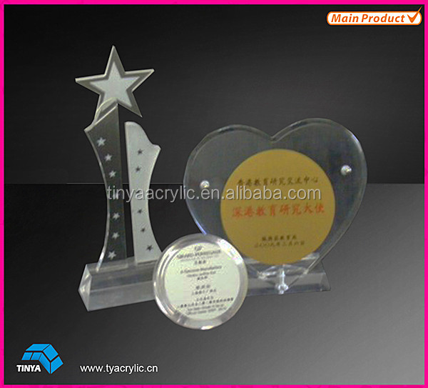 Hot Selling Popular Acrylic Stand Trophy