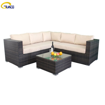 Hot selling classic outdoor sofa high quality outdoor sofas/rattan sofa