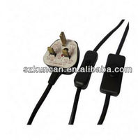 power cord with switch salt lamp c19 to c13 power cord lamp cord set
