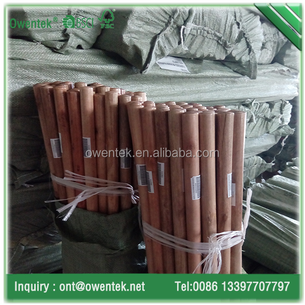 straight,durable,smooth clear wooden handles for brooms for cleaning material company