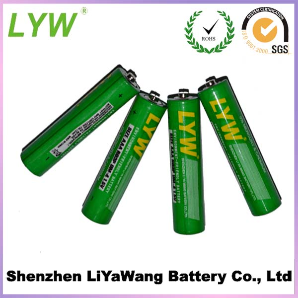 Super power 1.5v r03 aaa carbon zinc battery with high discharge from LYW battery