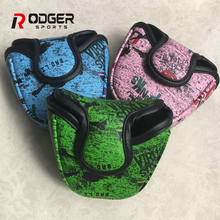 High Quality Unique Putter Head Covers, Golf Club Cover Wholesale