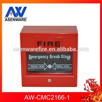 24V Break Glass Conventional Manual Alarm Call Points