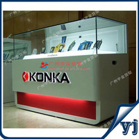 Digital products display counter for mobile phone/tablet PC