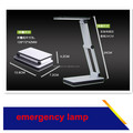 usb led foldable led desk lamp /study reading lamps rechargeable cordless table lamp