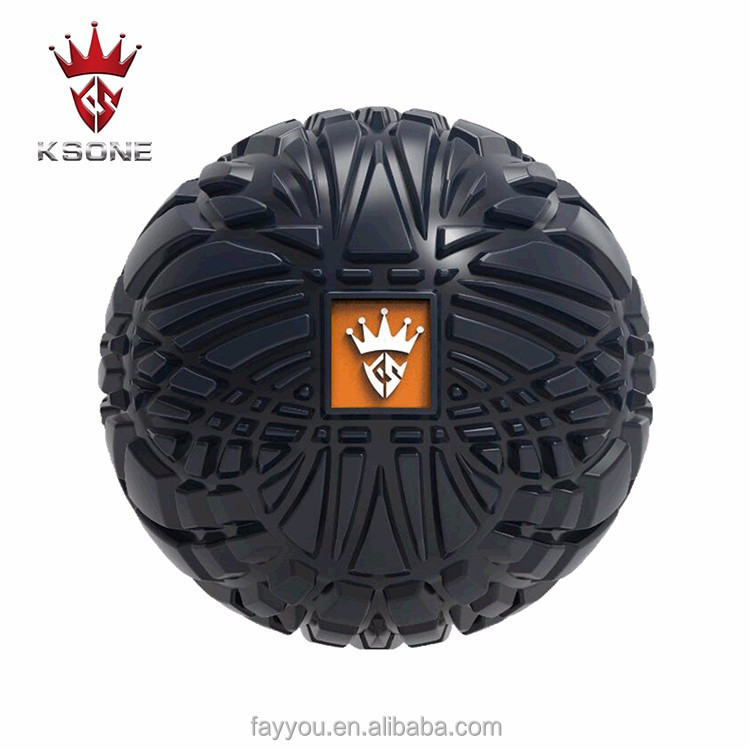 Muscle Max Massage Ball - Deep Tissue Massager For Trigger <strong>Point</strong>, Myofascial Release & Self Massage Comes With Travel Bag