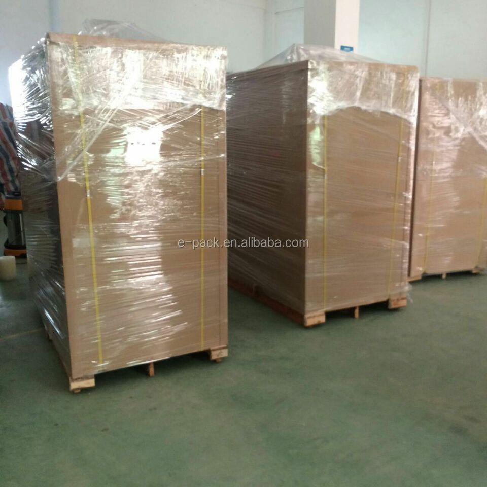 Honeycomb Structure Paper Material Carton Box for Heavy Machine Packaging