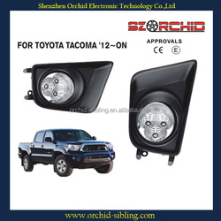 clear fog lamp for toyota tacoma 2012~on