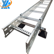 electrical galvanized cable ladder prices/sizes/weight