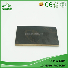 Construction Meterial Waterproof Film Faced Plywood For Concrete Formwork